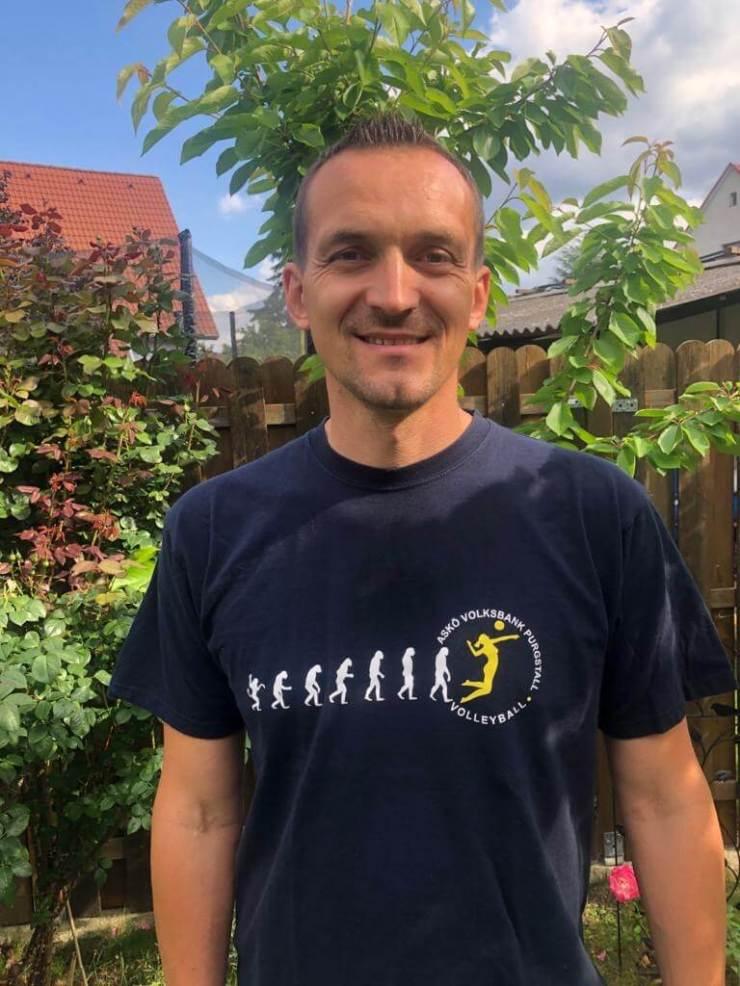 Neuer Trainer vom ASKÖ Purgstall Muhamed Ali Bajraktarevic